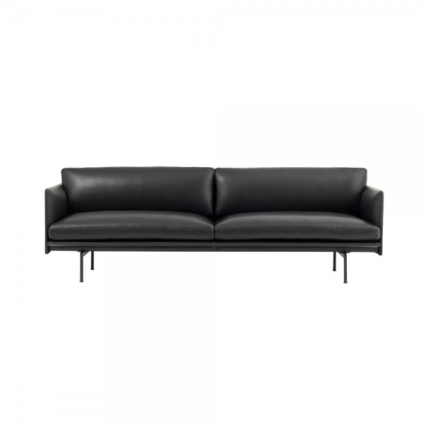 Muuto Sofa Outline 2-Sitzer