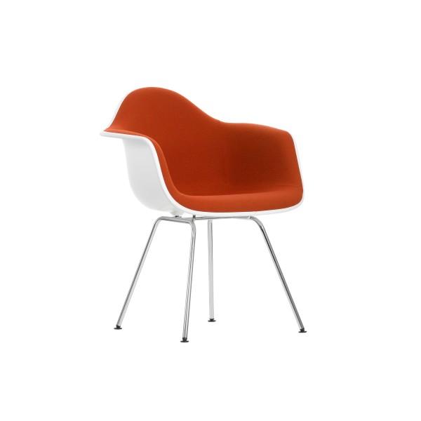 Vitra Stuhl Eames Armchair DAX mit Polsterung