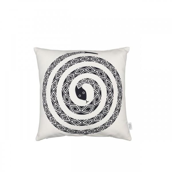 Vitra Kissen Graphic Print Pillow Snake