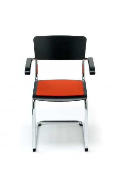 Hey Sign Sitzauflage für Thonet S 43 Stuhl