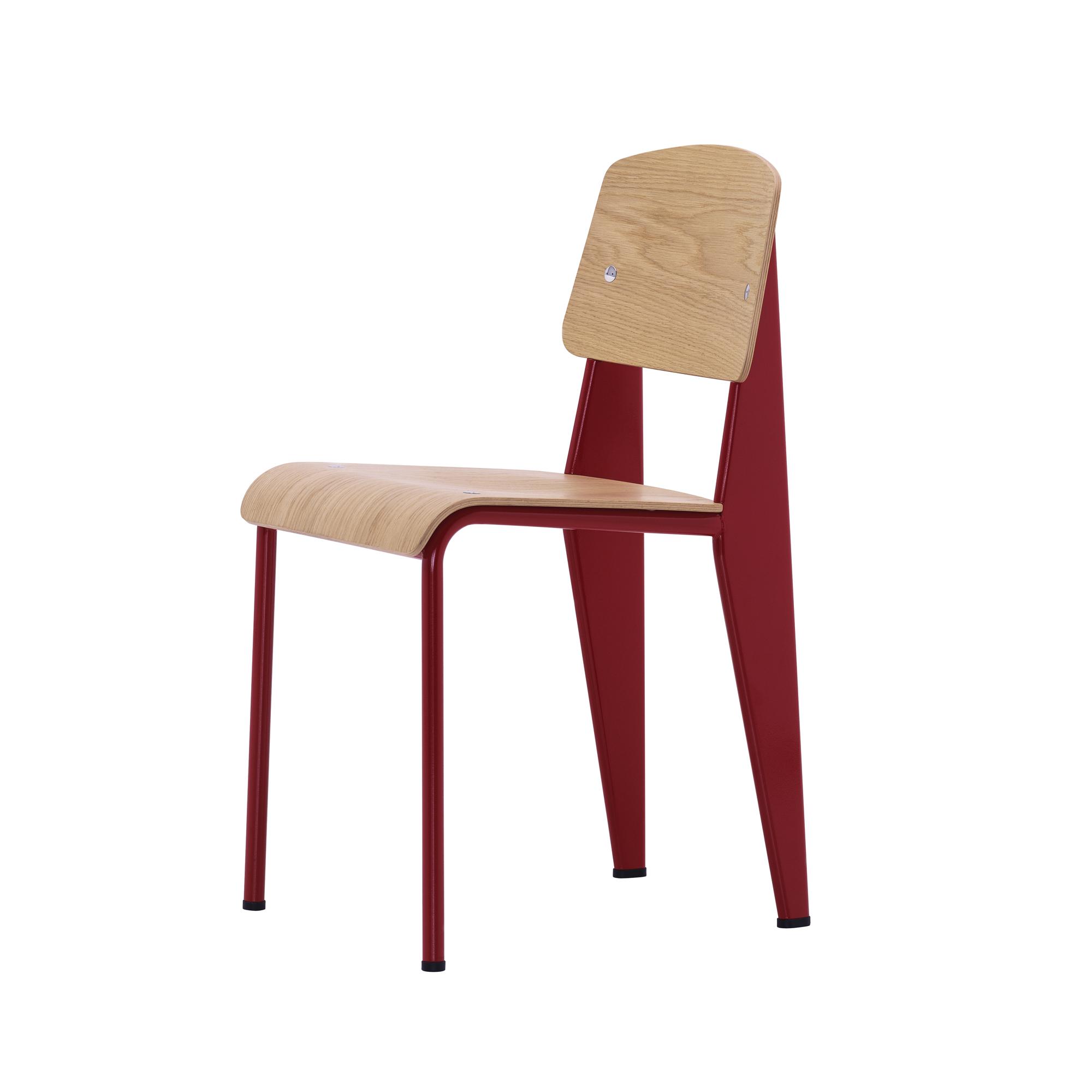 Vitra stuhl standard von jean prouv designikonen for Stuhl design buch