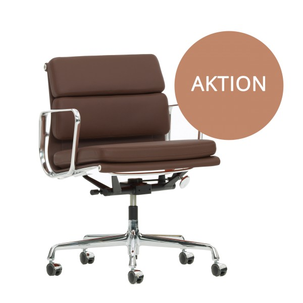Vitra Eames Bürostuhl Soft Pad Chair EA 217 AKTION UPGRADE