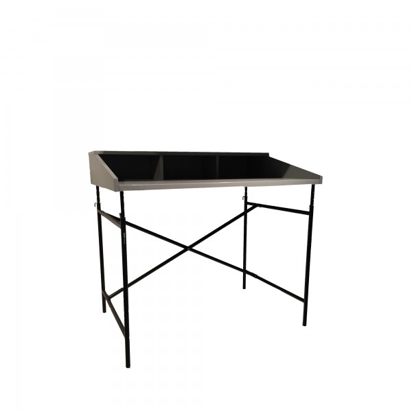 Richard Lampert Eiermann Home Desk B 100 x T 80 x H 79 cm