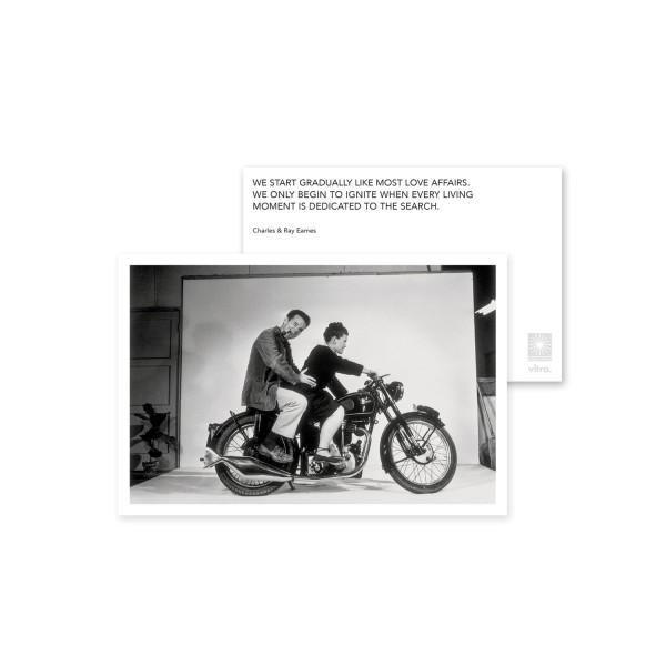 Vitra Grußkarte Eames Quotes Greeting Card Love Affairs medium