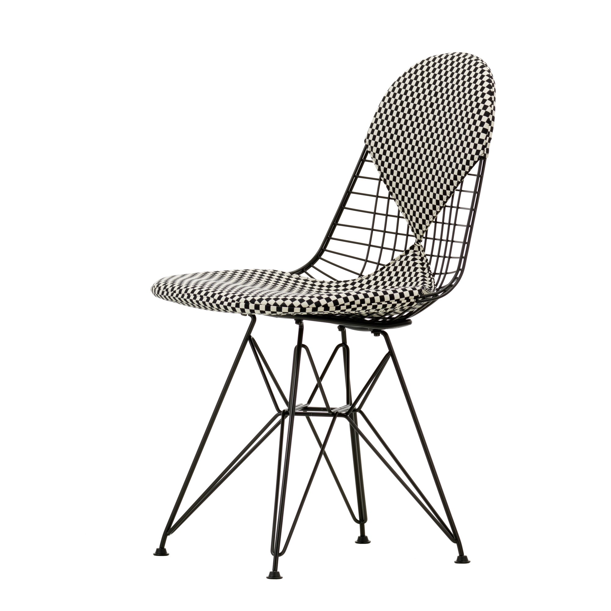 Wire Dkr Bikini Stuhl Chair Vitra Eames XnOkNwP80