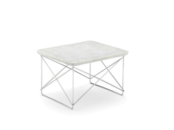 Vitra Eames Beistelltisch occasional table LTR Marmor