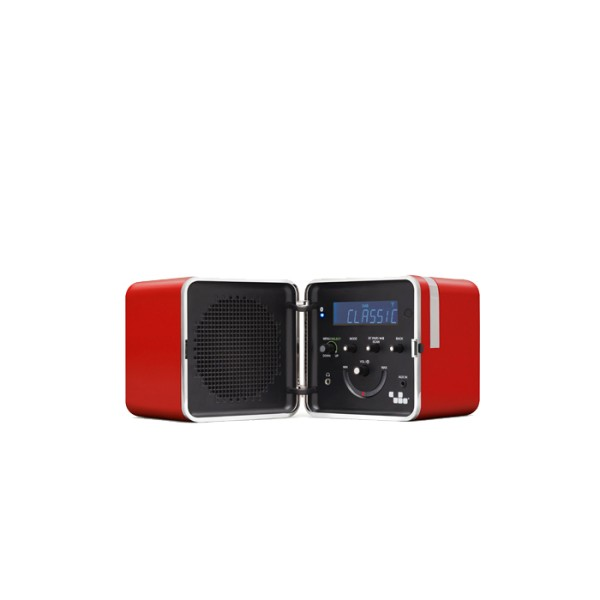 BRIONVEGA Radio Cubo TS522D+S + Bluetooth