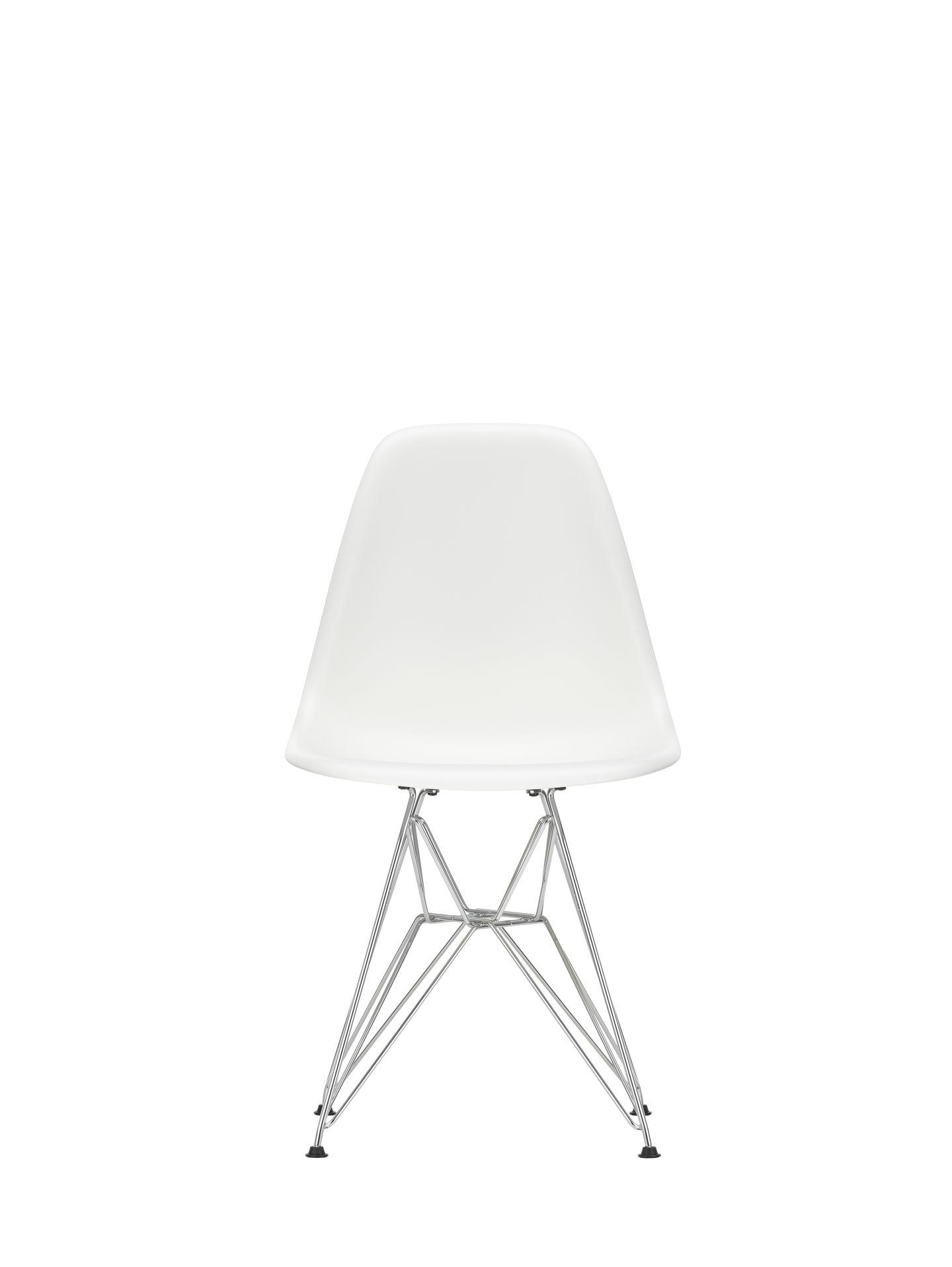 Vitra Eames Plastic Side Chair Dsr Charles Und Ray Eames White Quickship Designikonen Designmobel Shop