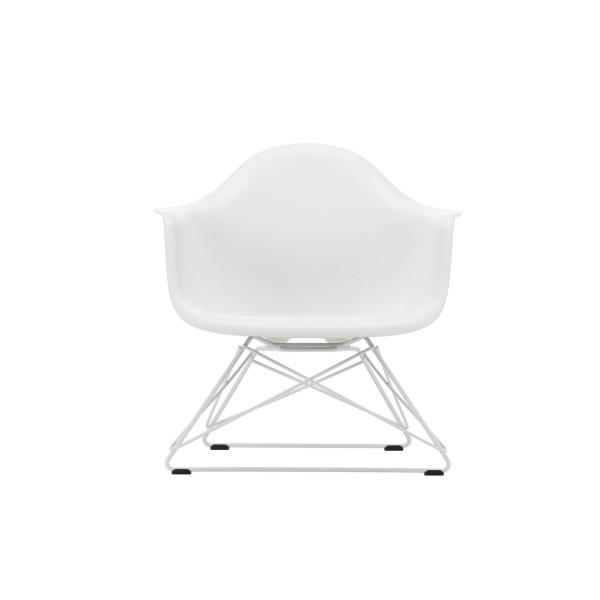 Vitra Eames Plastic Lounge Armchair LAR weiß