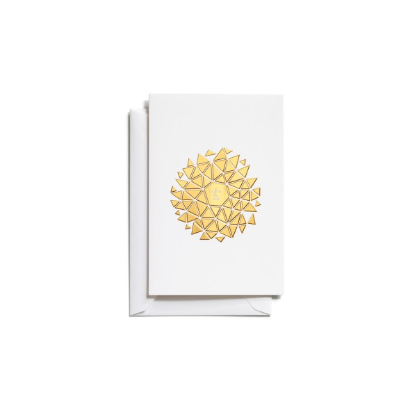 Vitra Grußkarte Greeting Cards, Motiv Sun medium