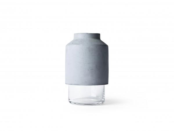Menu Vase Willmann Light grey