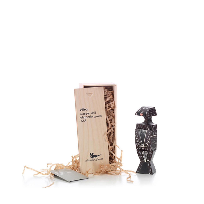 vitra wooden doll dog small alexander girard. Black Bedroom Furniture Sets. Home Design Ideas