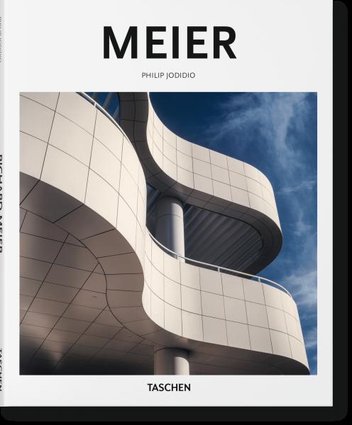 Richard Meier Taschen Buch - Philip Jodidio
