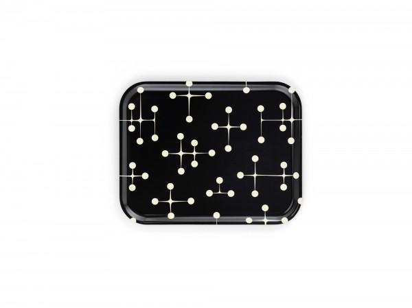 Vitra Tablett Classic Tray Dot Pattern reverse dark