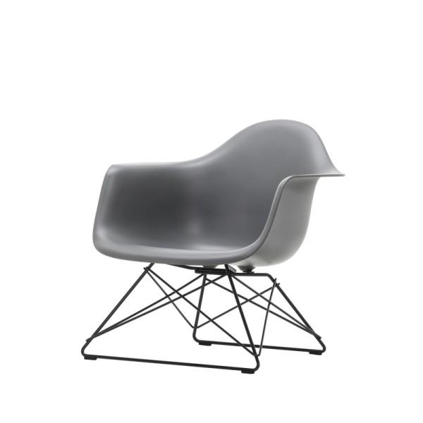 Vitra Eames Plastic Lounge Armchair LAR granitgrau