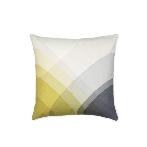 Vitra Kissen Herringbone Pillow yellow