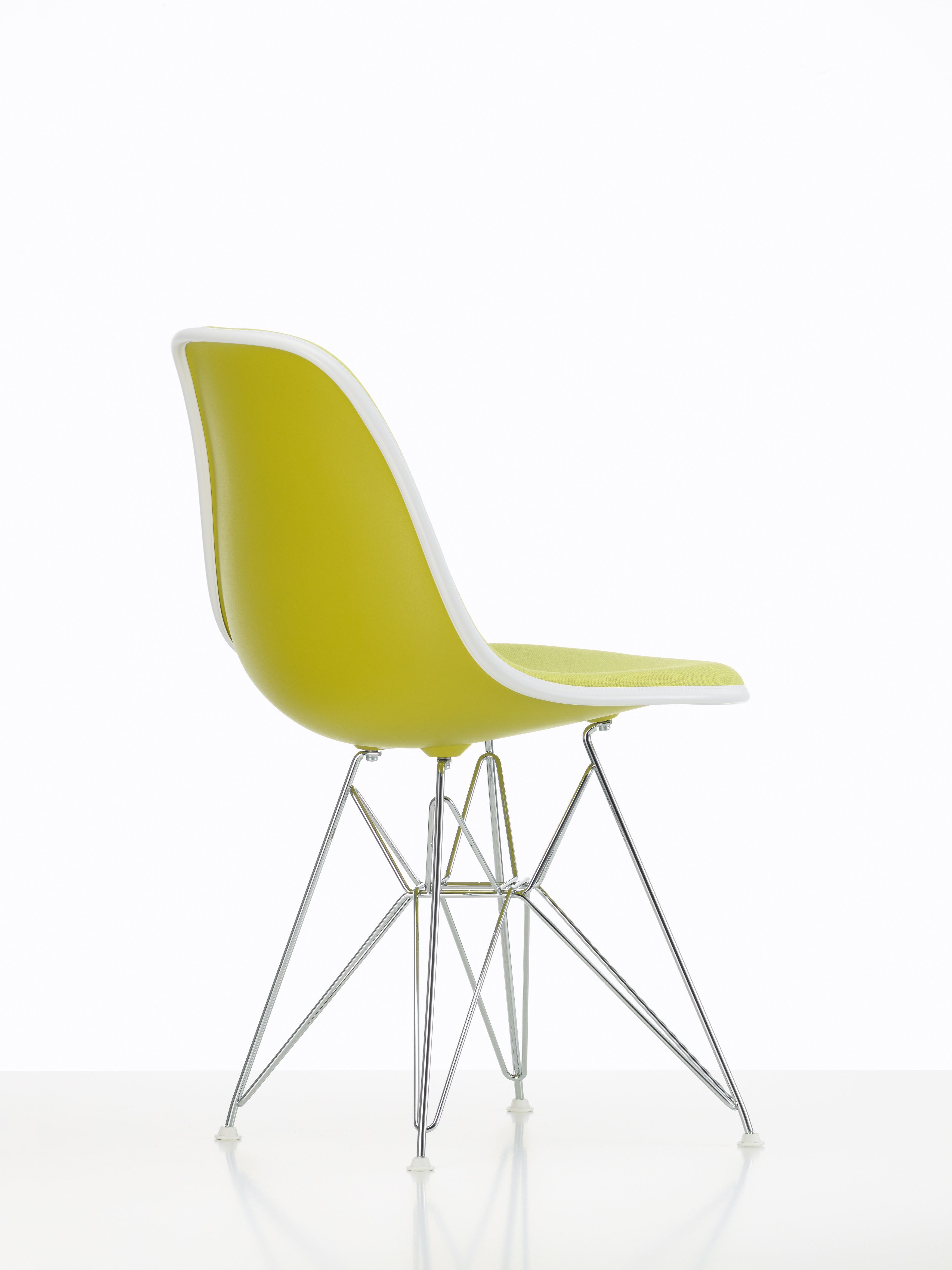 Vitra Stuhl Eames Plastic Sidechair Dsr Mit Polsterung