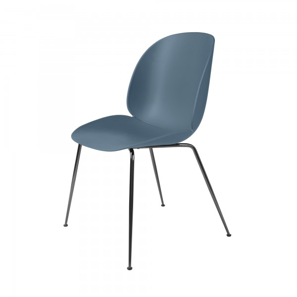 Gubi Stuhl Beetle Chair Conic Base