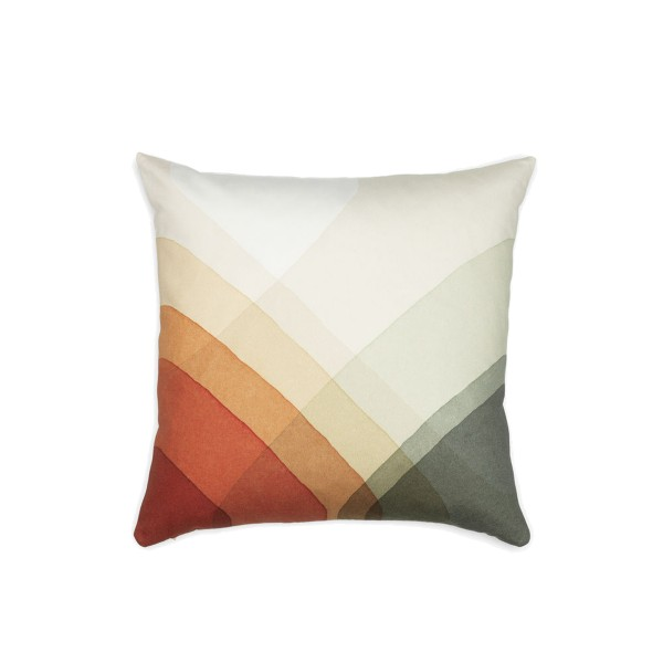 Vitra Kissen Herringbone Pillow olive