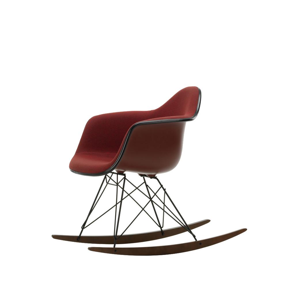Eames Plastic Armchair Rar Schaukelstuhl Mit Polsterung Kaufen