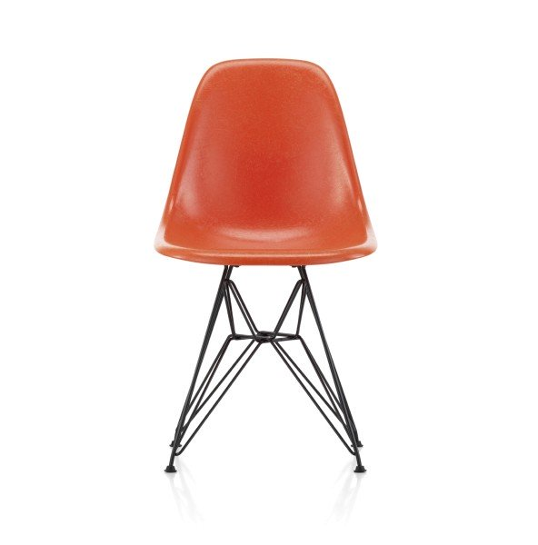 Vitra Stuhl Eames Fiberglass Side Chair DSR