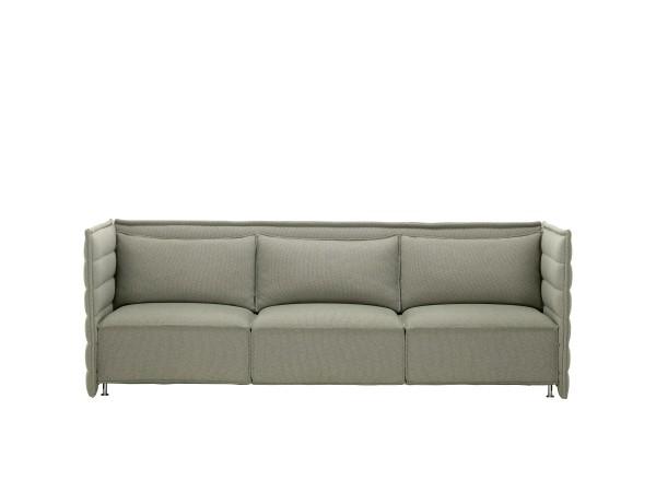 Vitra Sofa Plume Contract 3-Sitzer