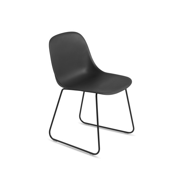 muuto Stuhl Fiber Side Chair Sled