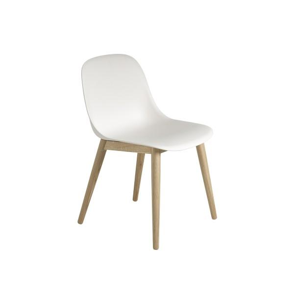 muuto Stuhl Fiber Side Chair Wood