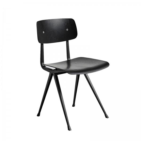 HAY Stuhl Friso Kramer Result Chair schwarz