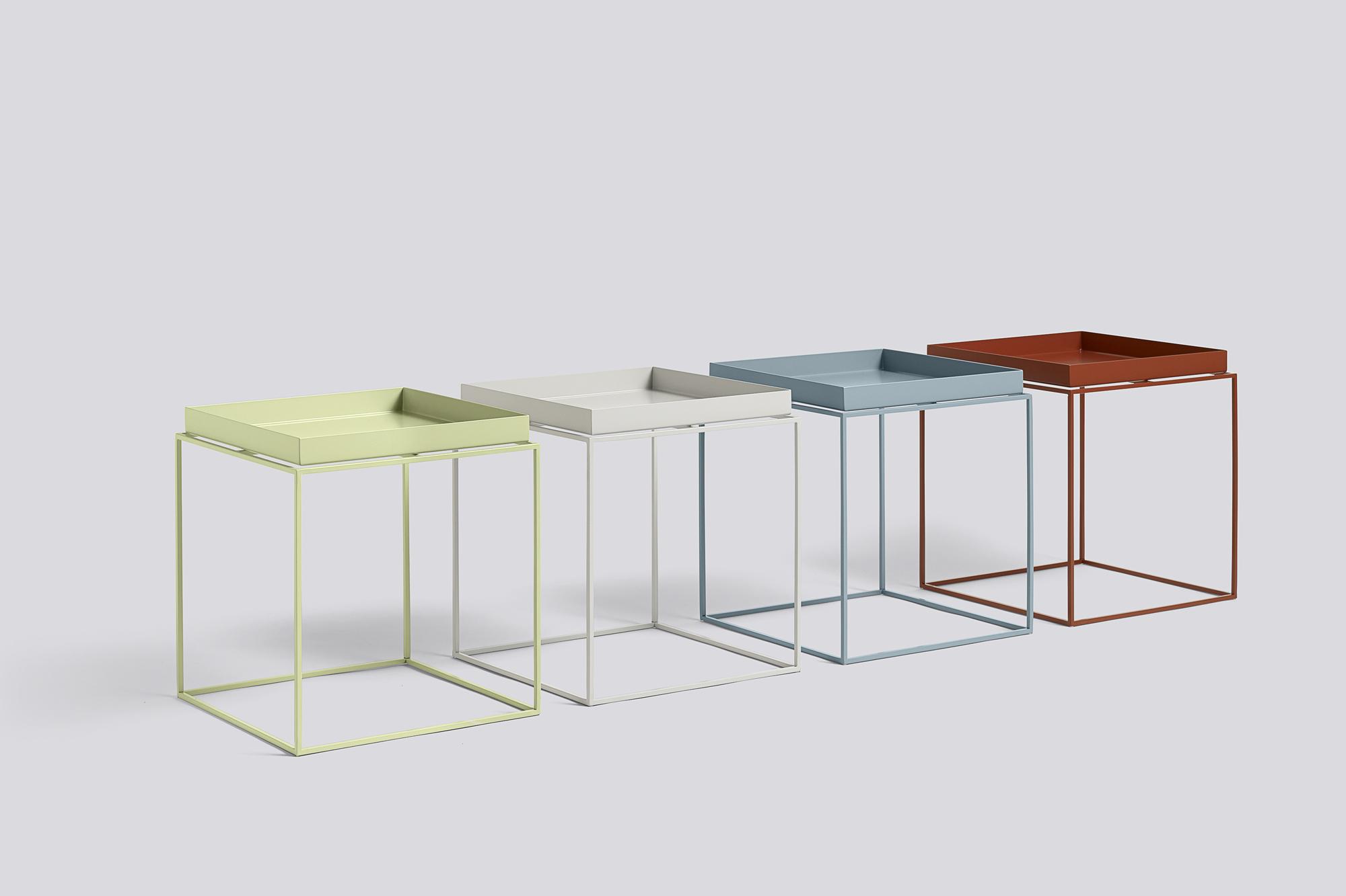 Hay Tray Table Couchtisch Kaufen Designikonen Designmöbel Shop