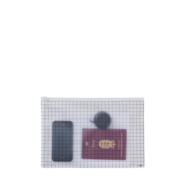 HAY Aufbewahrung Zip it grid 5er Set