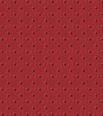 Leder-gelocht-rot