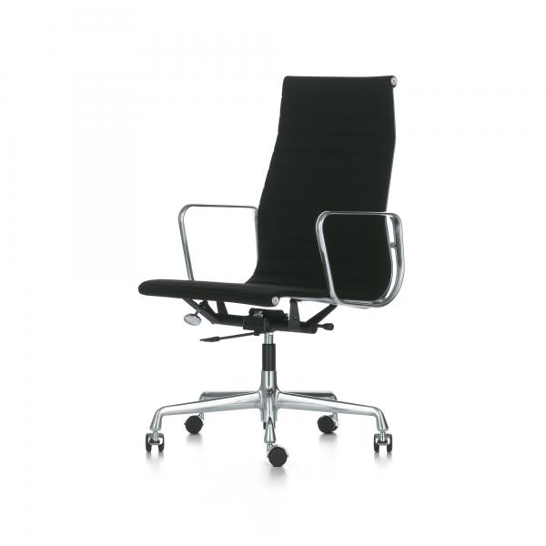 Vitra Eames Aluminium Group EA 119 Bürostuhl hoher Rücken