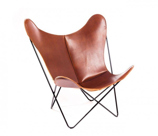 Manufakturplus Sessel Hardoy Butterfly Chair