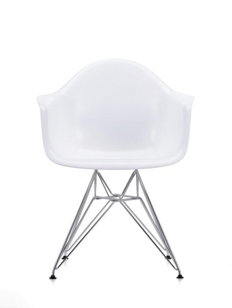 Vitra Stuhl Eames Plastic Armchair weiß DAR Quickship