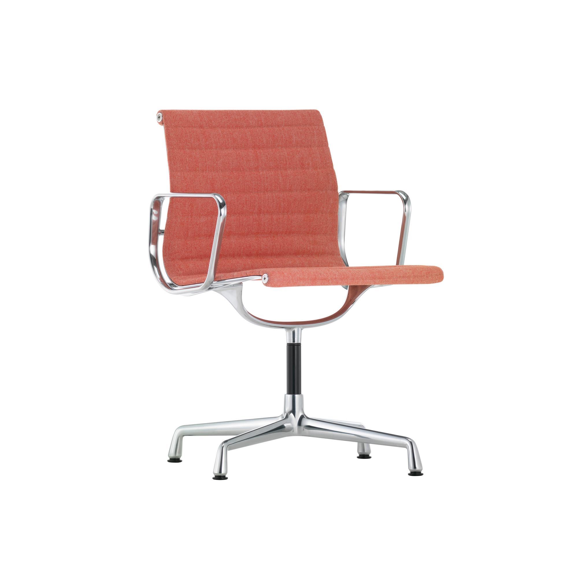 vitra stuhl aluminium chair ea 104 in netzgewebe stoff oder leder designikonen designm bel shop. Black Bedroom Furniture Sets. Home Design Ideas