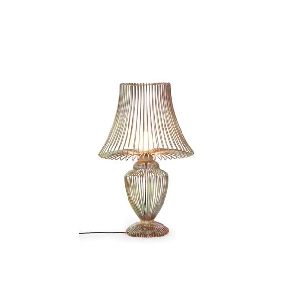 Deadgood Tischleuchte Wire Lamp