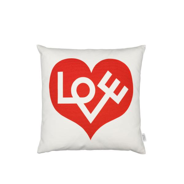 Vitra Kissen Graphic Print Pillow Love