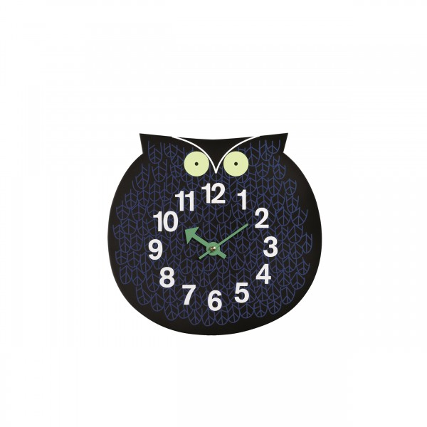 Vitra Uhr Zoo Timers Omar the Owl