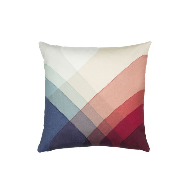 Vitra Kissen Herringbone Pillow Red