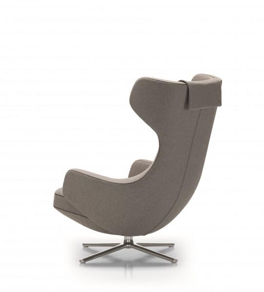 vitra ohrensessel grand repos von vitra designikonen designm bel shop. Black Bedroom Furniture Sets. Home Design Ideas