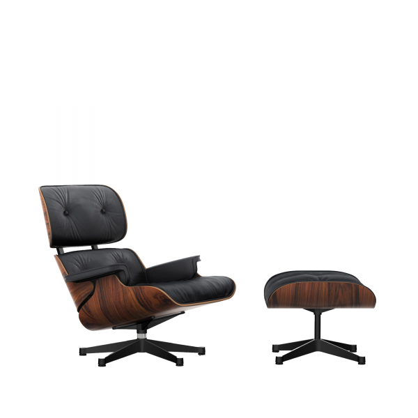 Vitra Sessel Eames Lounge Chair & Ottoman