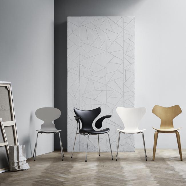 Designklassiker Die Ameise Von Arne Jacobsen Bei Designikonen
