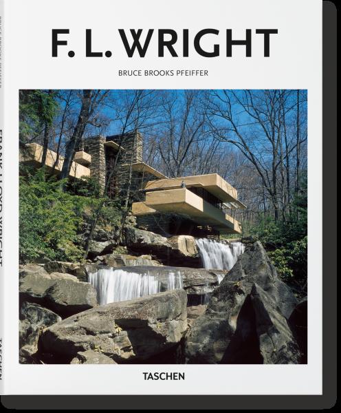 Frank Llyod Wright Taschen Buch - Bruce Brooks Pfeiffer