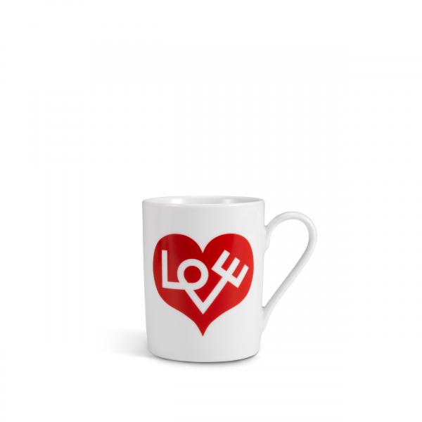 Vitra Kaffeebecher coffee mugs LOVE heart