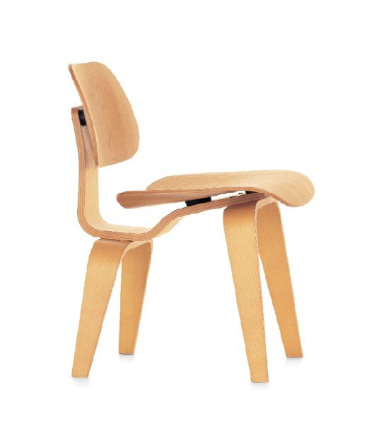 Vitra Stuhl Eames Plywood Group DCW