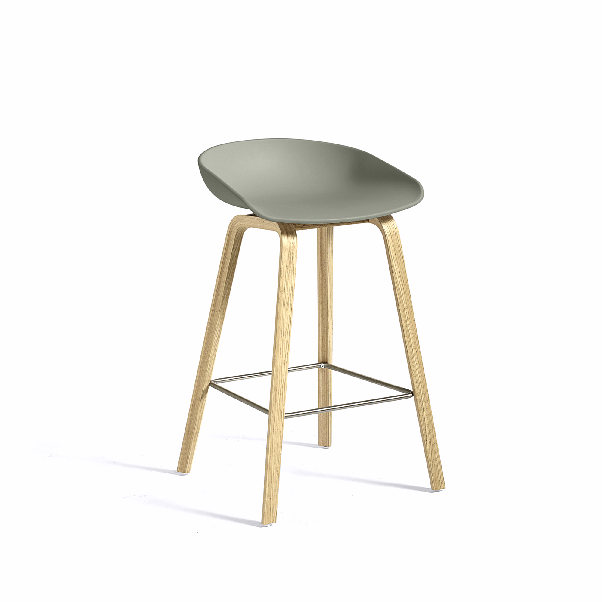 Hay Barhocker About A Stool Aas 32 Höhe 65 Cm