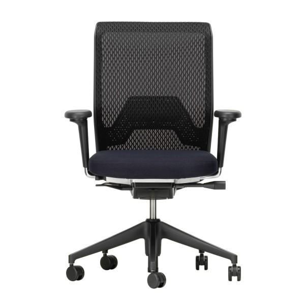 Vitra Bürodrehstuhl ID Mesh Black Taskchair Quickship