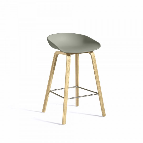 HAY Barhocker About A Stool AAS 32, Höhe 65 cm