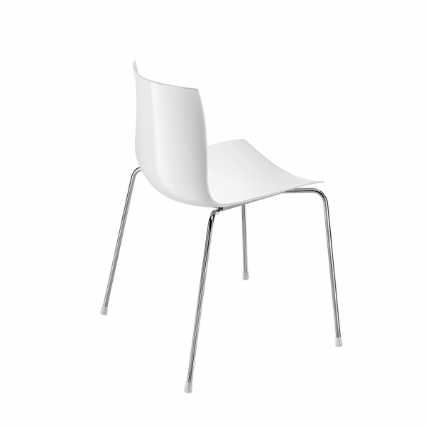 Arper Stuhl Catifa 46 Vierfußgestell
